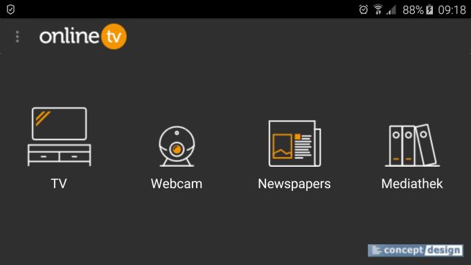 onlineTV @ Android 16.20.2.1 full